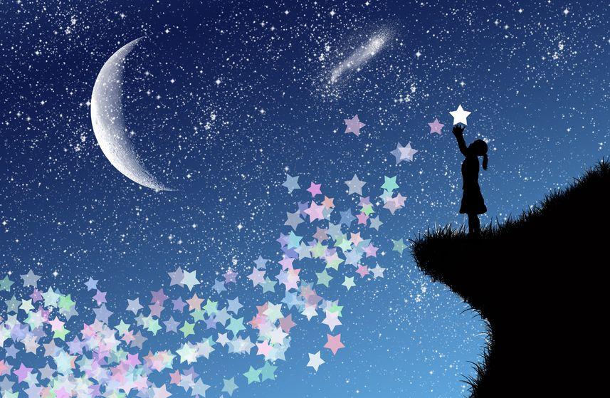 Открыток цены, прикольные картинки звезд на небе