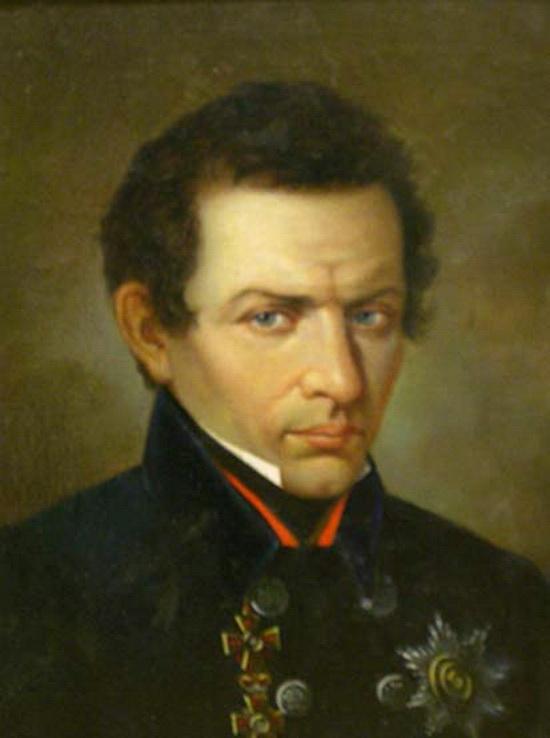 Николай Лобачевский фото