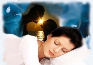 Что означают поцелуи во сне