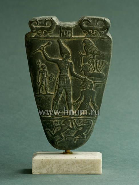 Декоративная гипсовая скульптура Пирамида Египетская устройство внутри макет в разрезе - Коллекция