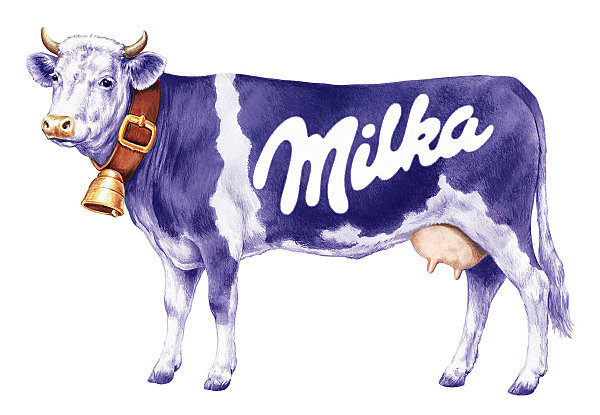 purple cow dairy marketing assignment