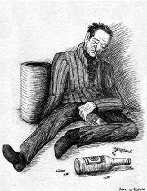 Алкоголизм и пьянство в америке