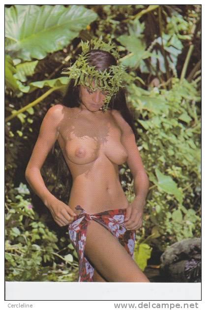 Фото голых таитянок