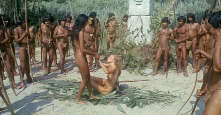 смотреть порно в плену у племени индейцев - 3