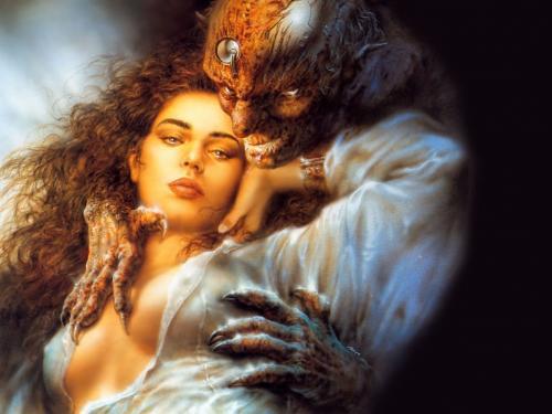 Потусторонний секс с дьяволом