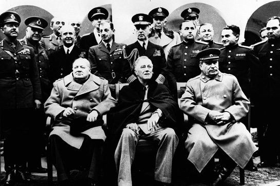 A Result From Yalta Agreement For Two Separate Germanys Research