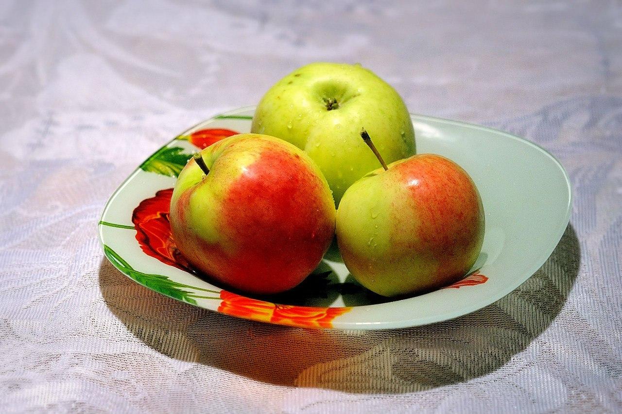 Яблоко от яблоки рассказ 3 фотография