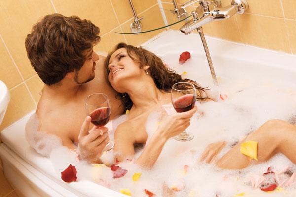 фото романтического секса