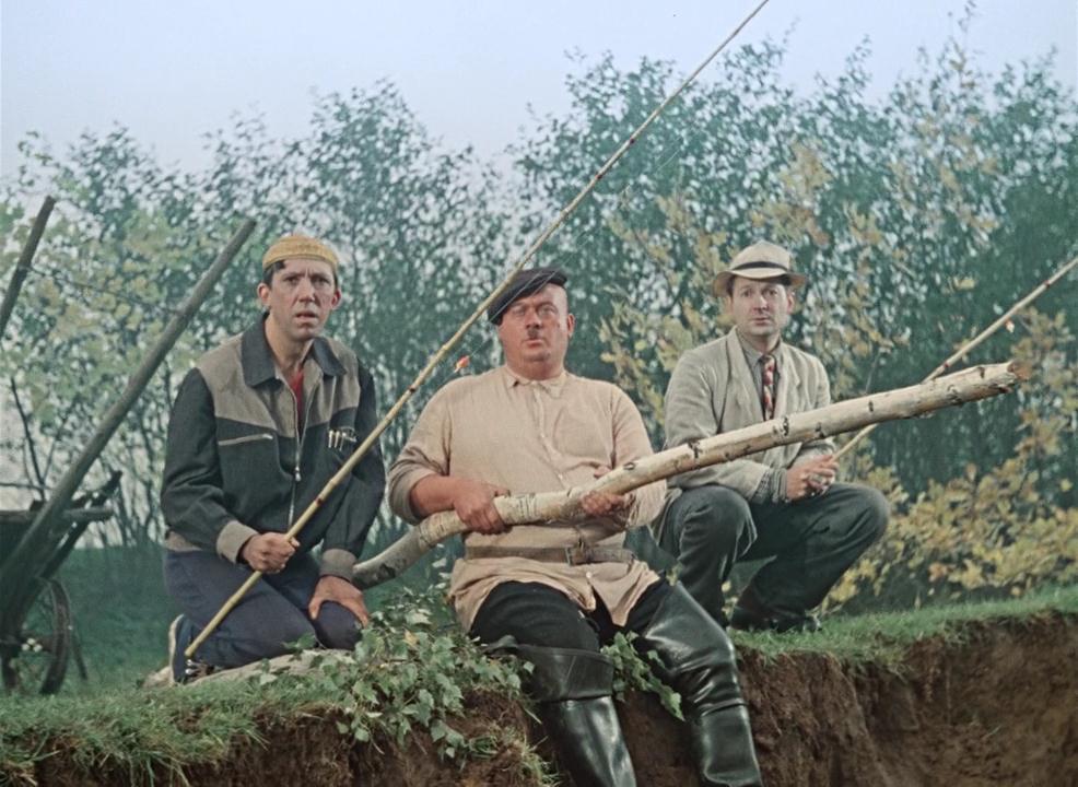 старый советский фильм про рыбаков