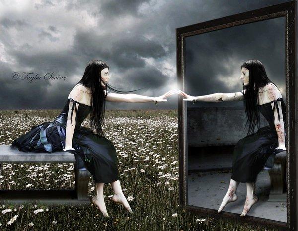 Любовь между будущим и прошлым часть