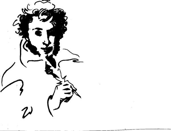 Пушкин в моей жизни эссе 7692