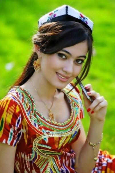 Самые красивые девушки таджикистана. 9/16/2008& фото голых узбечек. по