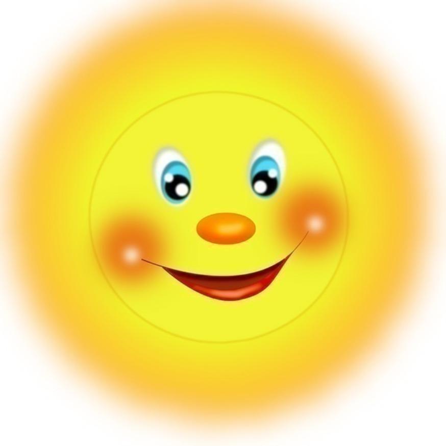 Открытка с улыбочкой
