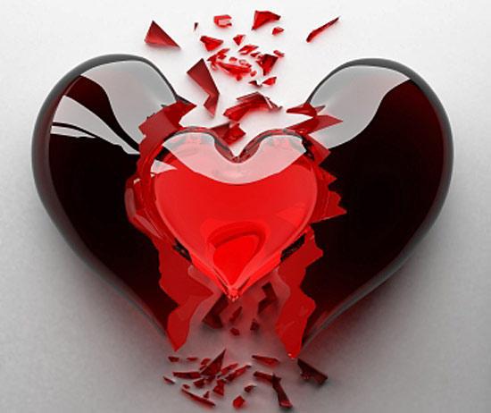 Февраля, открытки с сердцем не разбей