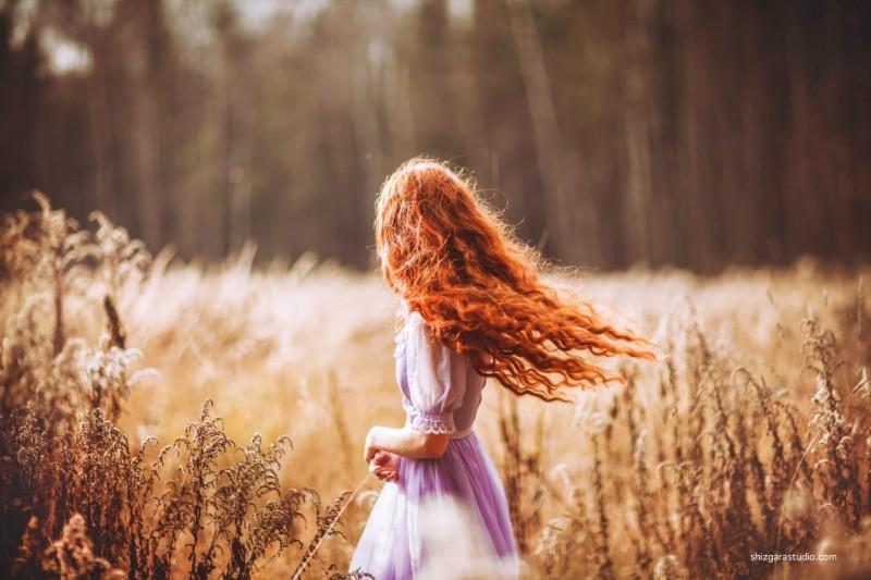 Фотки девчонок со спины с русыми волосами, самые красивые полового члена
