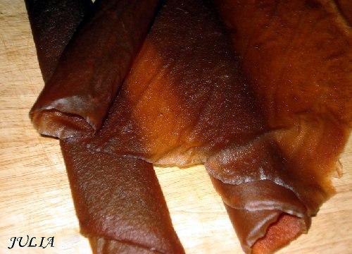 Пастила из яблок в домашних условиях рецепт с пошагово с