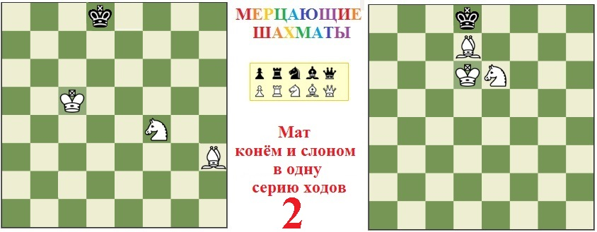 Как в шахматах быстро сделать мат