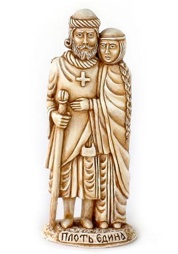 статуэтка святые петр и феврония помимо