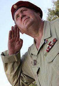 Полковник Лысюк командовал расстрелом в 1993 в Останкино