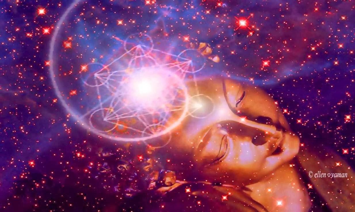 Картинка связь со вселенной