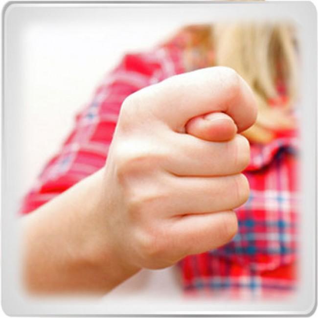 Картинка фига женская рука