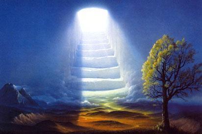 Лестница из неба