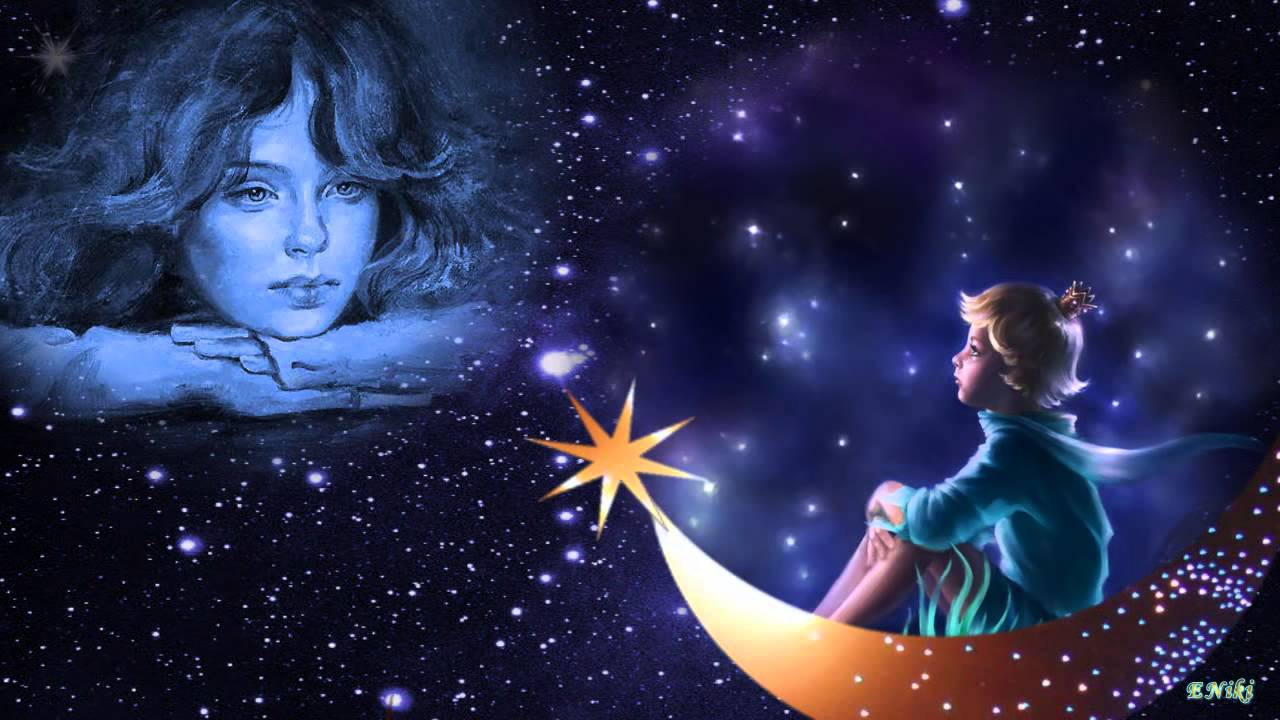 Рисунок о звездной стране