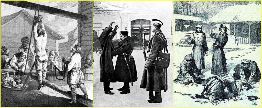 Наказание мужчин на Руси. Какие наказания для мужчин считались самыми унизительными