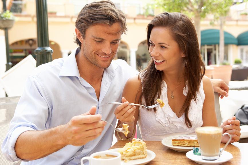фото парень с женщиной