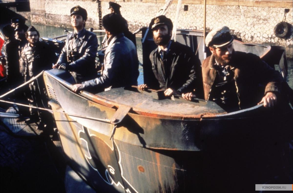 фильм о тайной подводной лодке