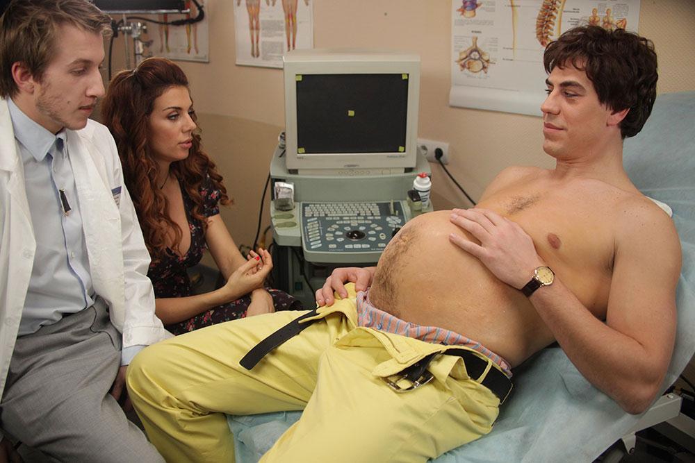 Фанфики про беременность и роды