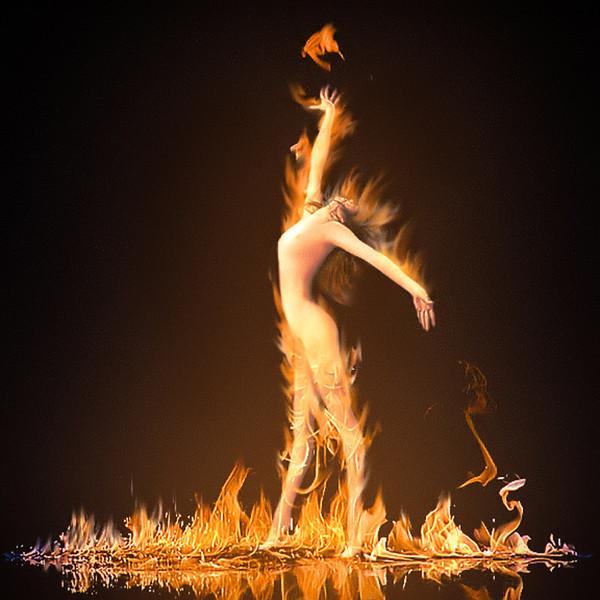 Песня В Комнате Огонь Светом Обнаженным