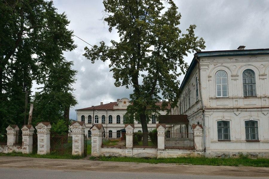 Знакомство никольского вологодской области