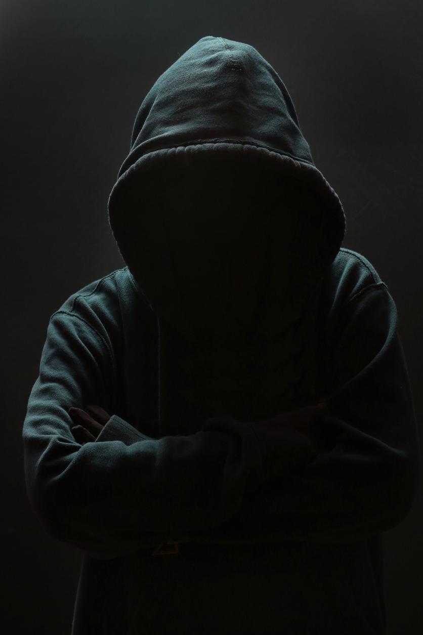 Фото на аву человек без лица