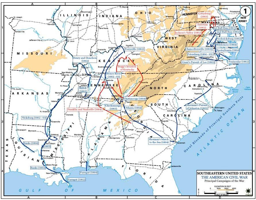 an analysis of the conclusion of the civil war in 1865 in united states of america Facts, information and articles about slavery in america, one of the causes of the civil war slavery in america summary: slavery in america began in the early 17th century and continued to be practiced for the next 250 years by the colonies and states.