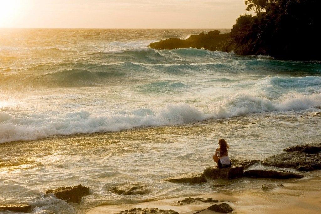 Картинки где ты была на море