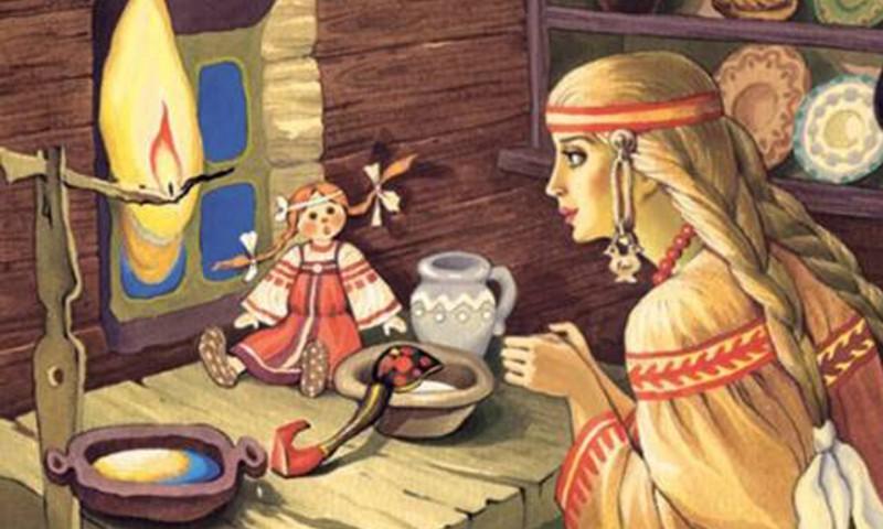 Куклы из сказок в картинках