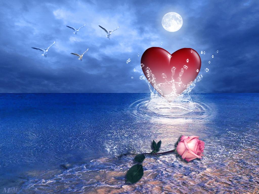 Посмотреть открытки про любовь