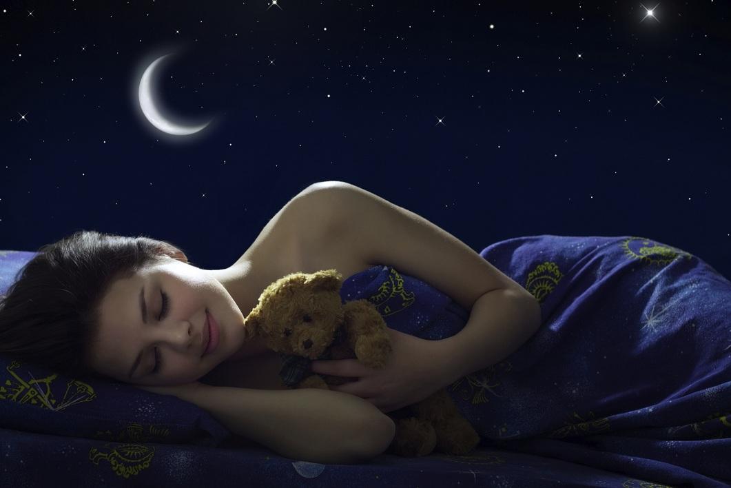 Картинки спокойной ночи для девочки подростка
