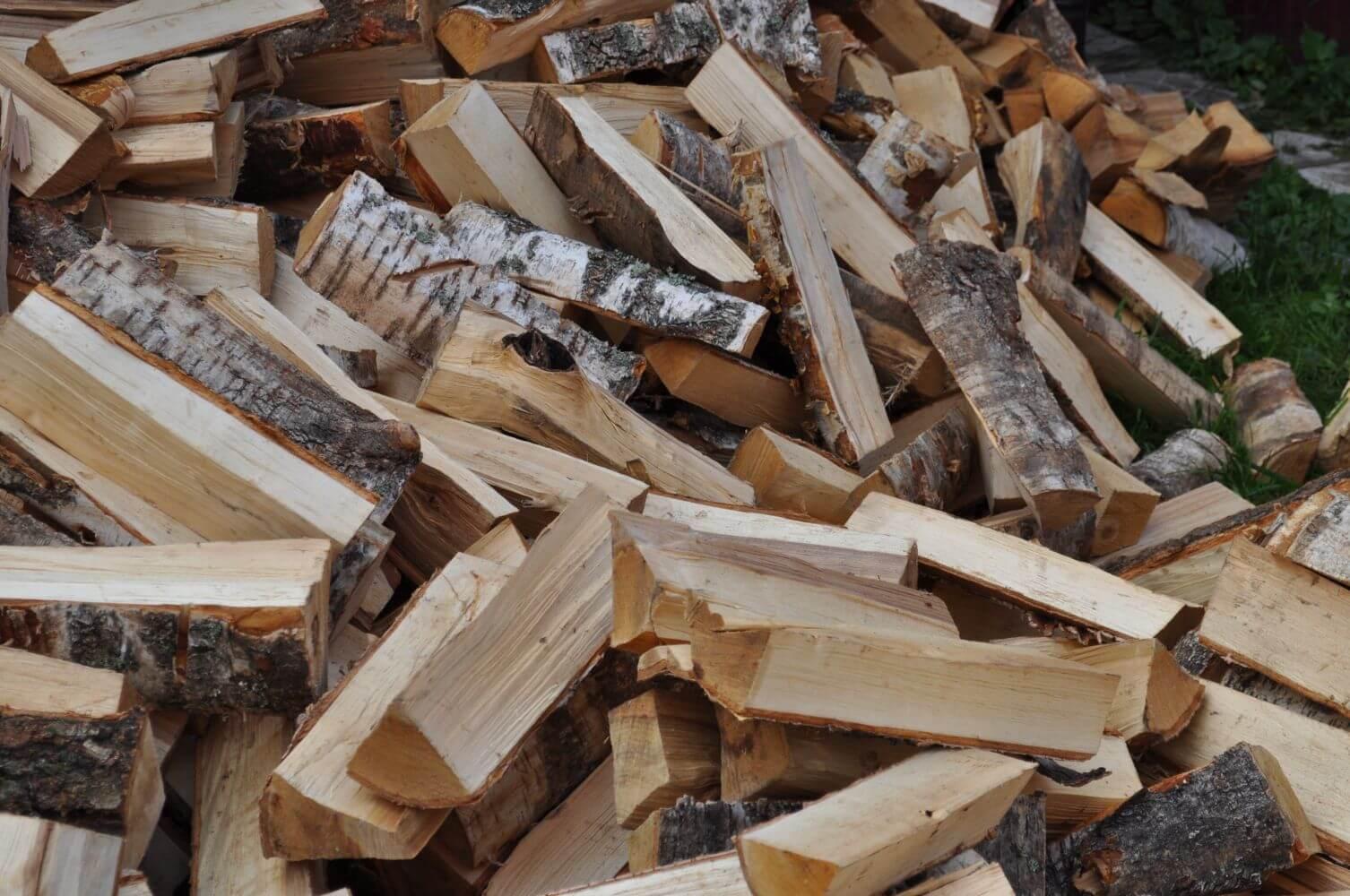 купить сухие дрова