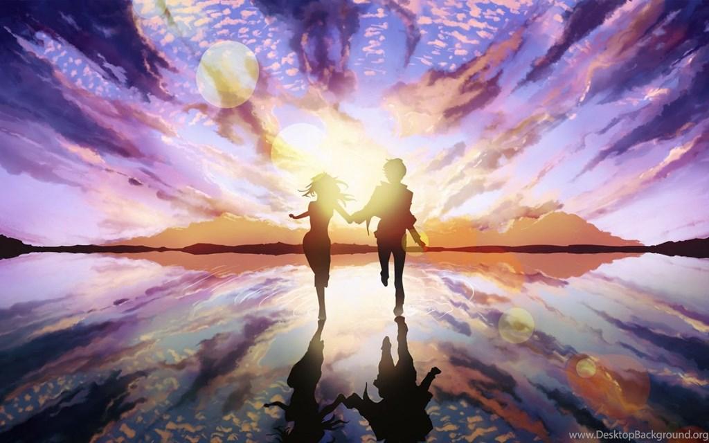 Красивые постеры на стену две души