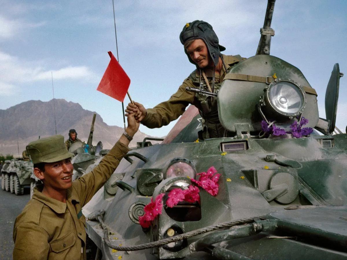 военные картинки с афгана большей части